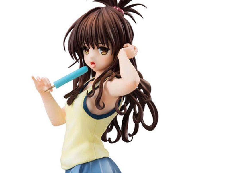 Link a To Love-Ru Darkness Mikan Yuuki To LOVEru Gals MegaHouse Itakon.it 3
