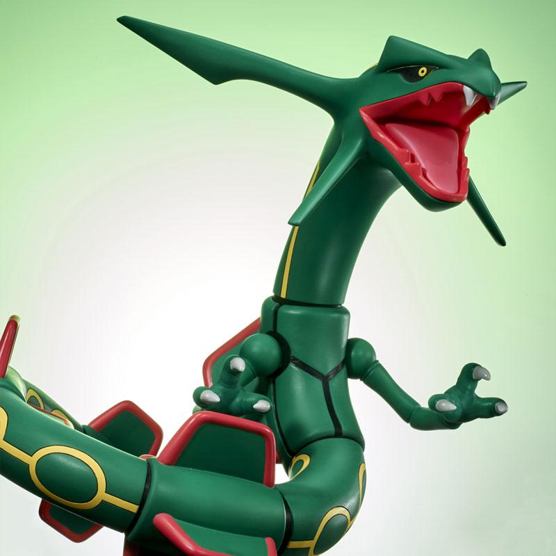 Link a pokemon – rayquaza – x plus – pre – 2