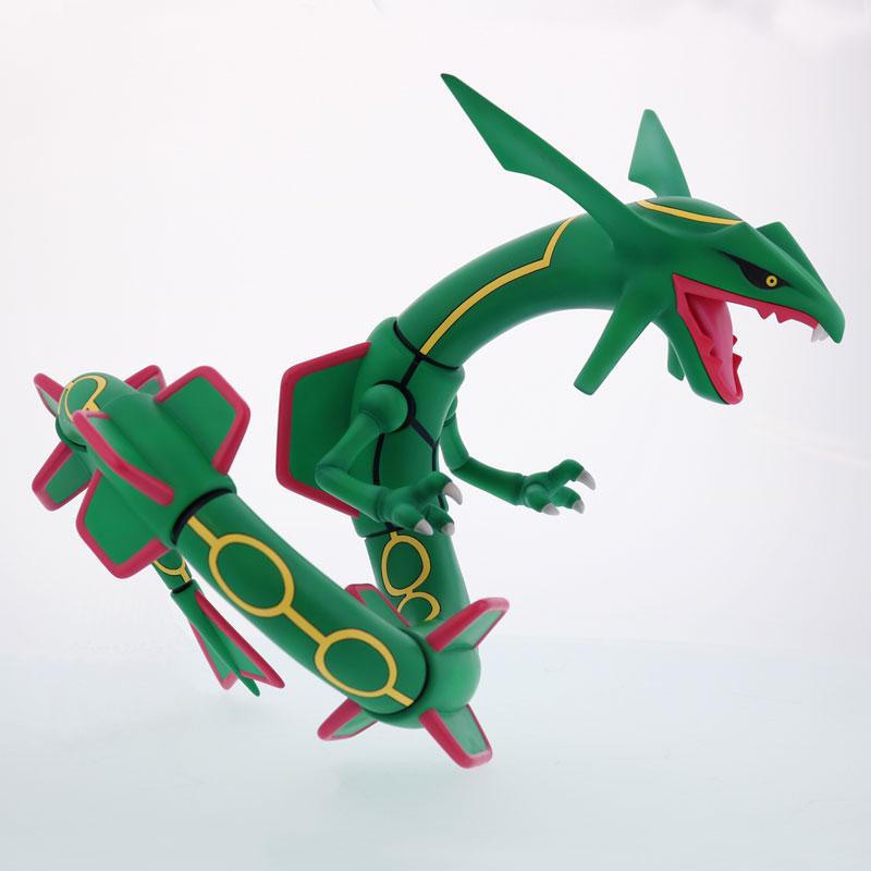 Link a pokemon – rayquaza – x plus – pre – 5
