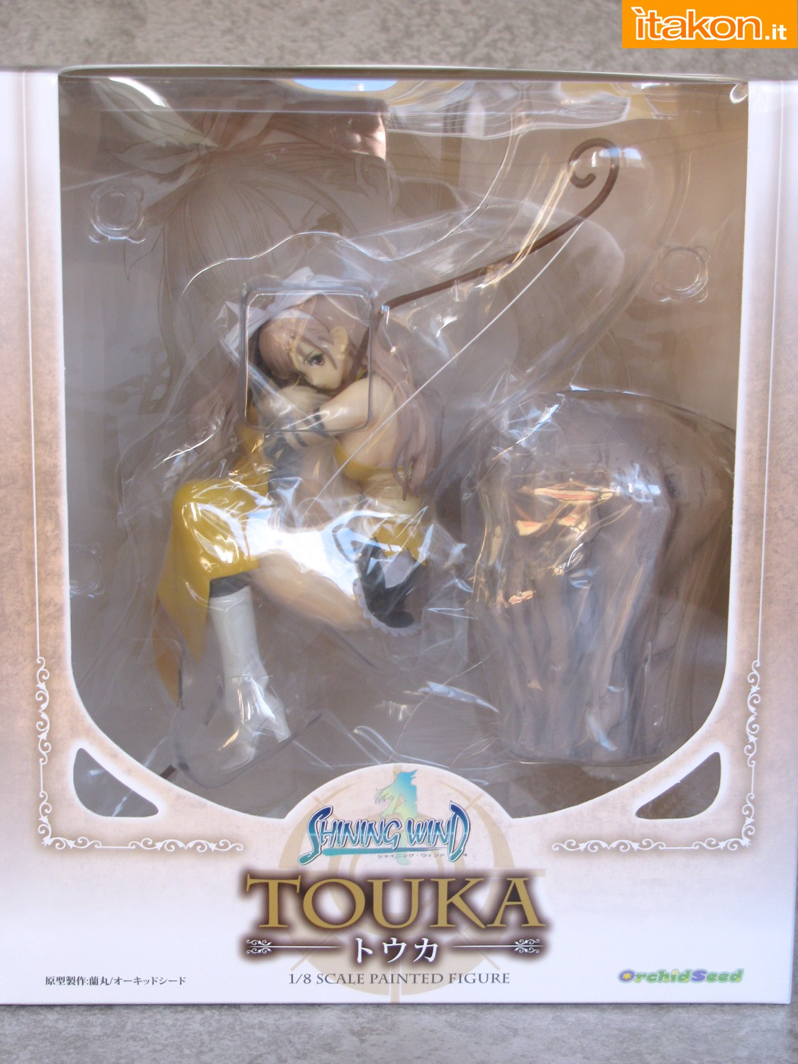Link a 001 Kureha Shining Wind Orchid Seed Recensione