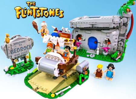 Lego ideas the flintstones u itakon