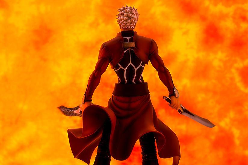 Link a Archer Fate Stay Night Aquamarine pre 09
