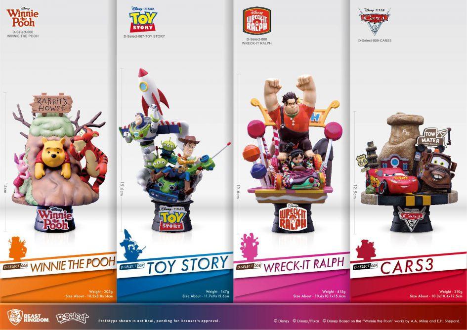 Walt Disney: Winnie the Pooh, Toy Story, Wreck-It Ralph ... Wreck It Ralph Trailer Toy Story