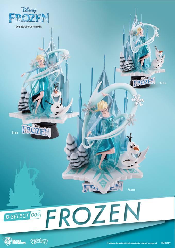Link a Beast Kingdom Disney D-Select 005b