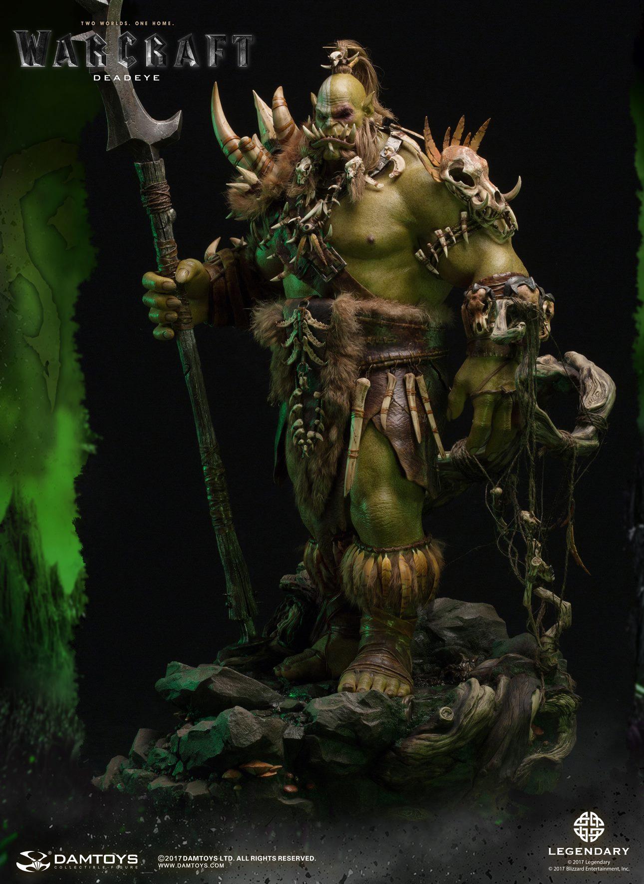 Link a DAMTOYS-Warcraft-Kilrogg-Statue-003