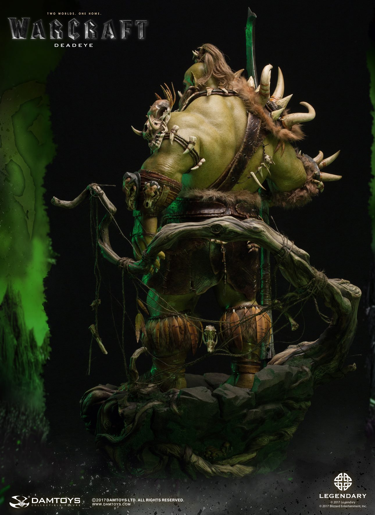 Link a DAMTOYS-Warcraft-Kilrogg-Statue-005