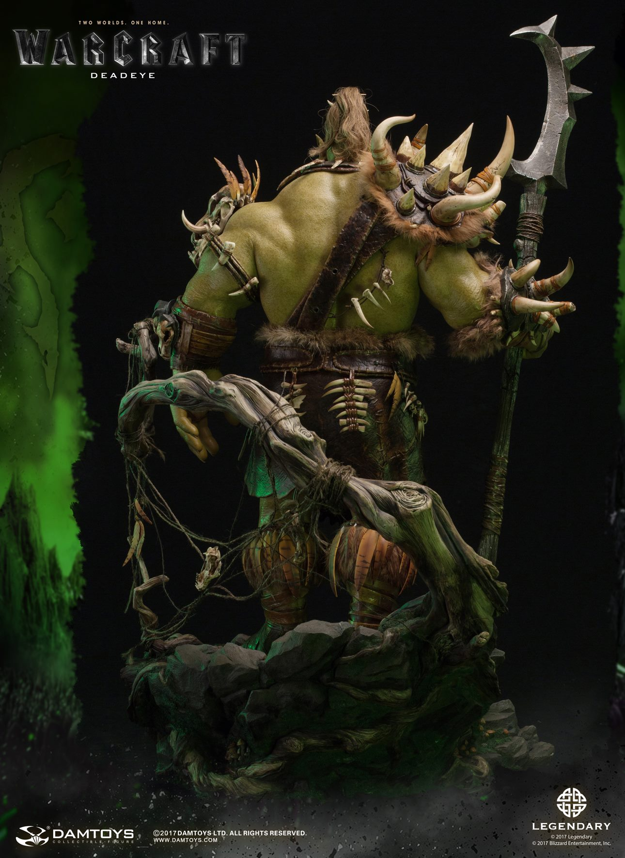 Link a DAMTOYS-Warcraft-Kilrogg-Statue-006
