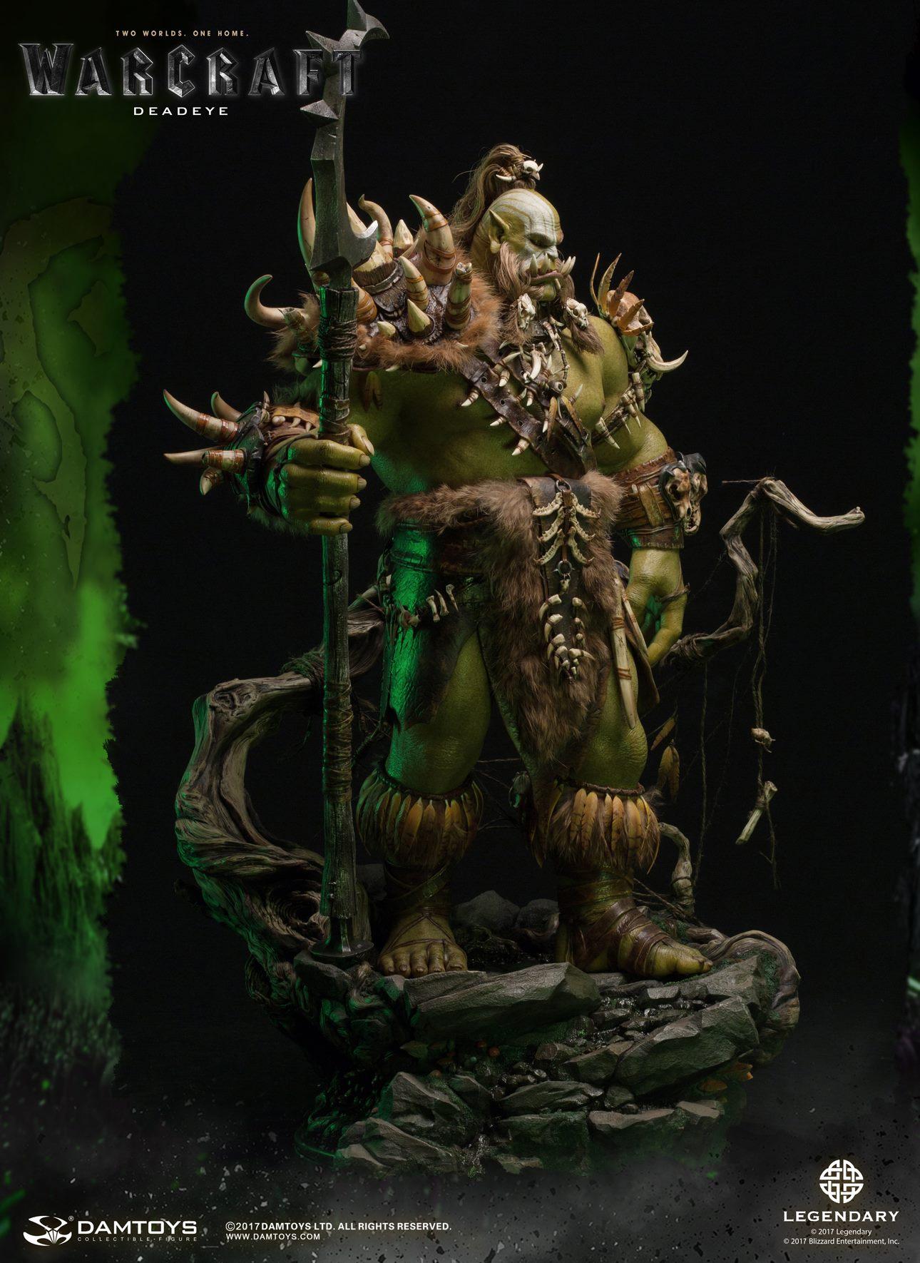 Link a DAMTOYS-Warcraft-Kilrogg-Statue-007