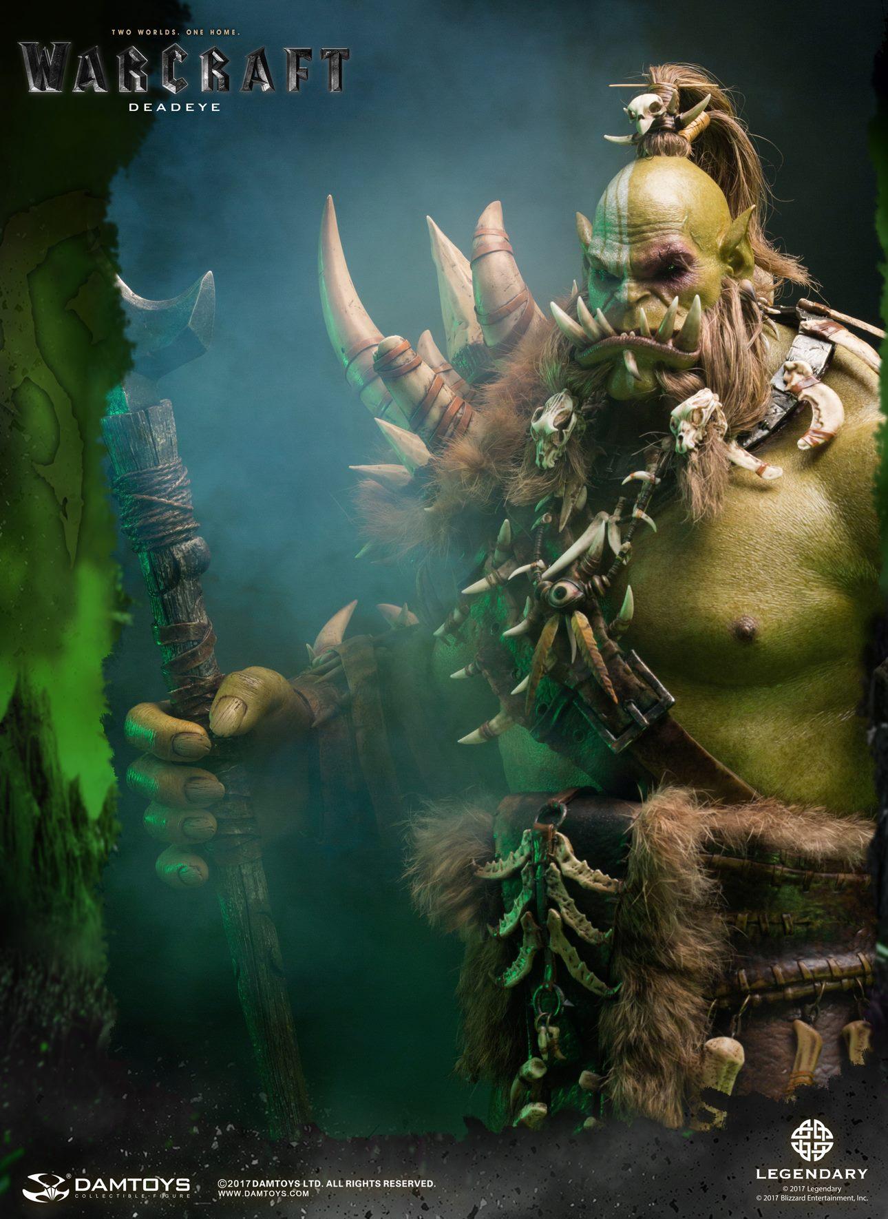 Link a DAMTOYS-Warcraft-Kilrogg-Statue-009