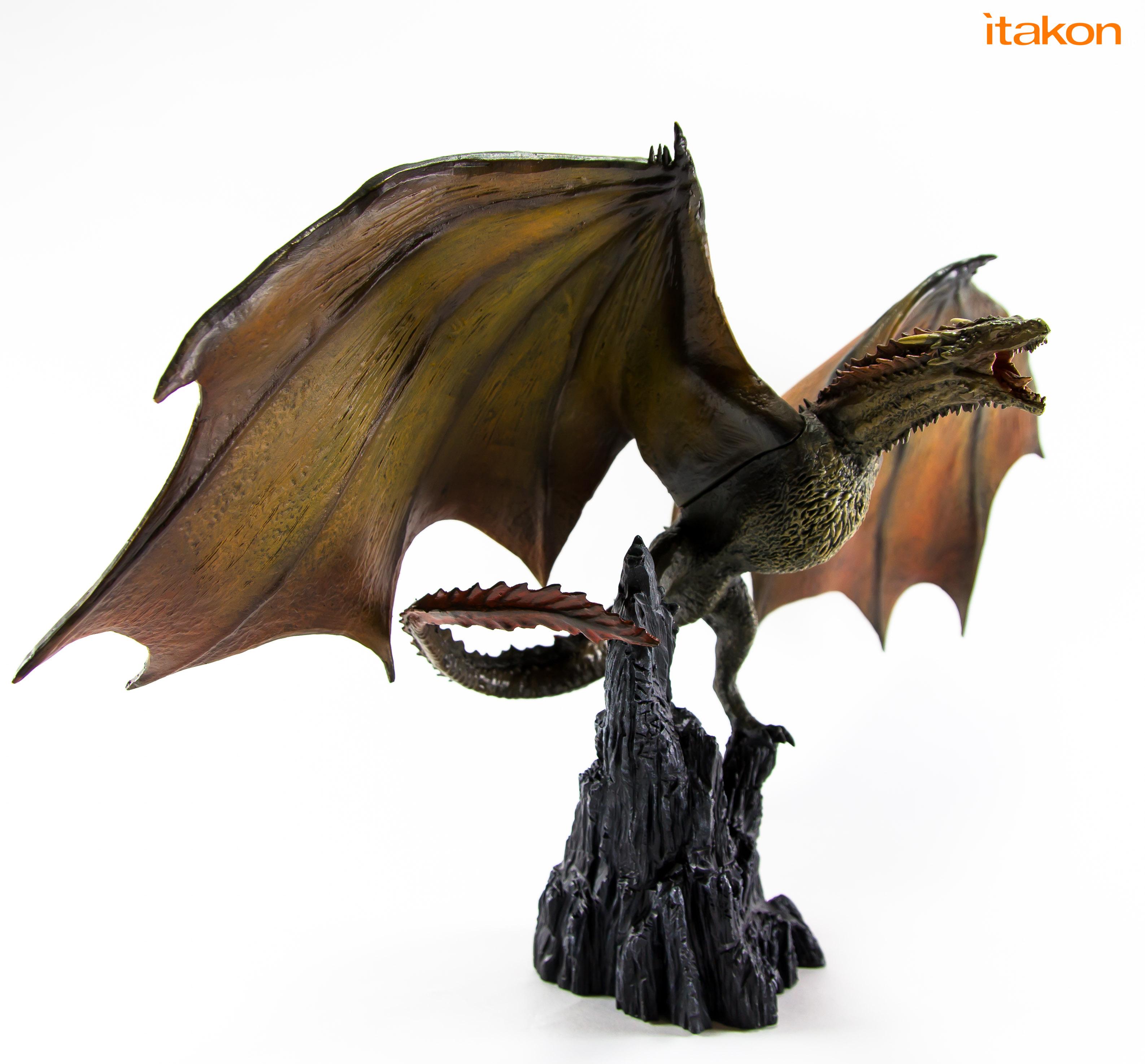Link a Drogon Trono Di Spade Recensione Warner Studio OXMOX-3