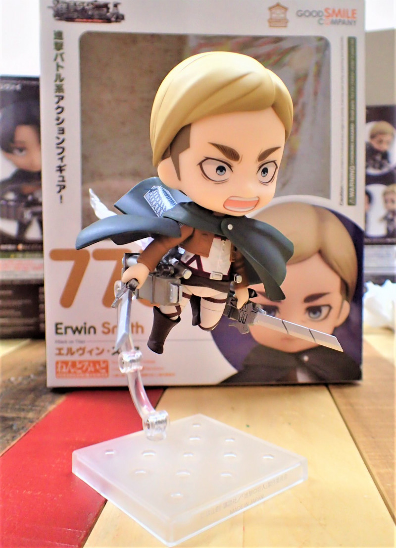 Link a Nendoroid Erwin Smith boxed 01