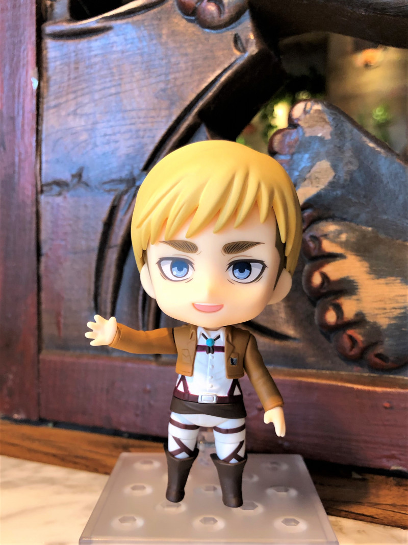 Link a Nendoroid Erwin Smith boxed 14