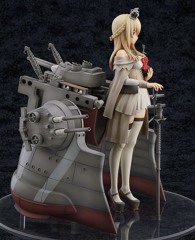 Link a Waspite WHS KanColle GSC pre 03