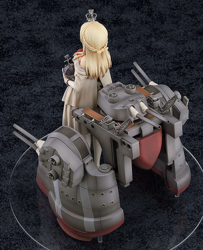 Link a Waspite WHS KanColle GSC pre 04