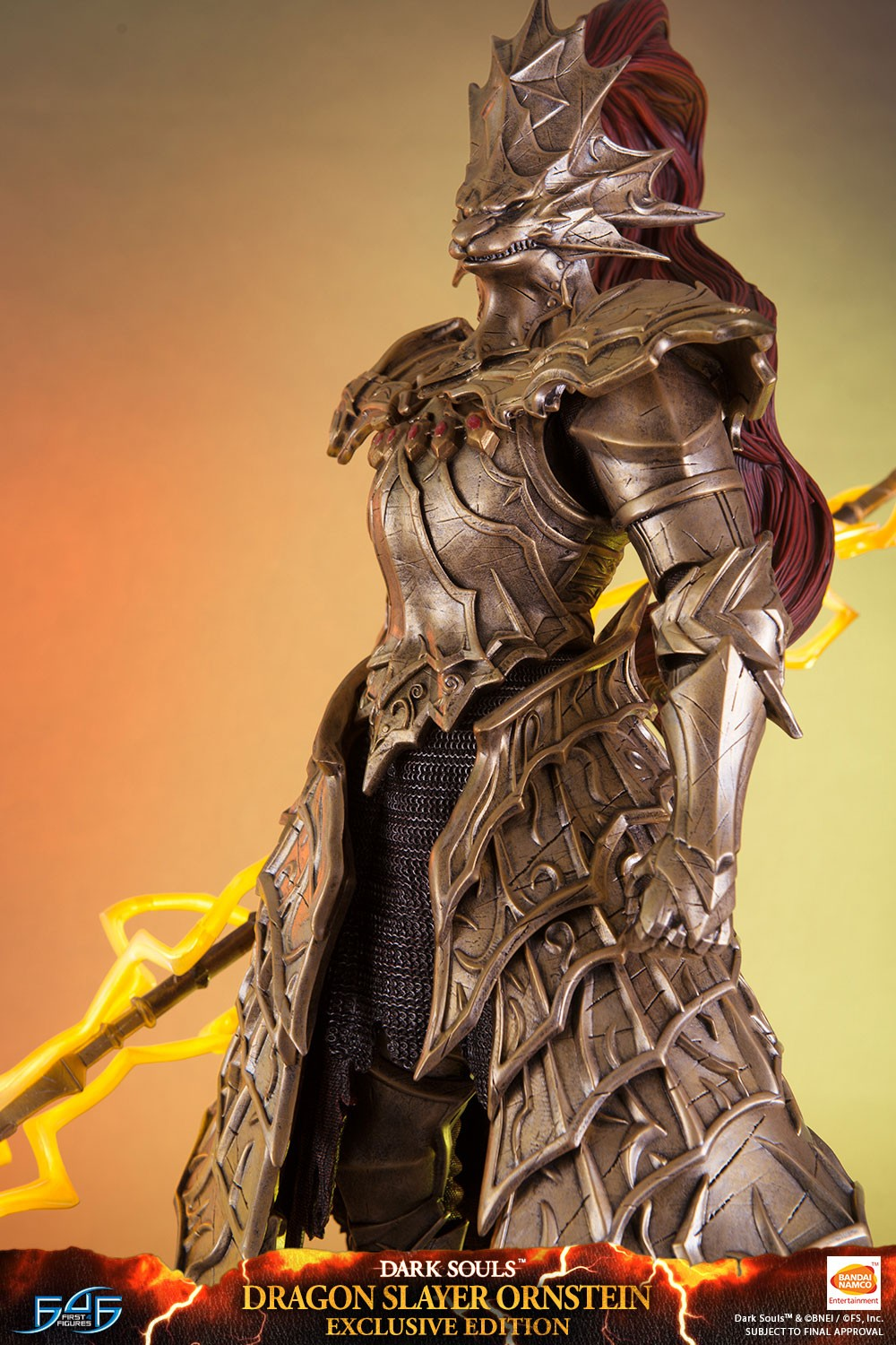 Link a dragon slayer – ornstein – f4f – pre – 2