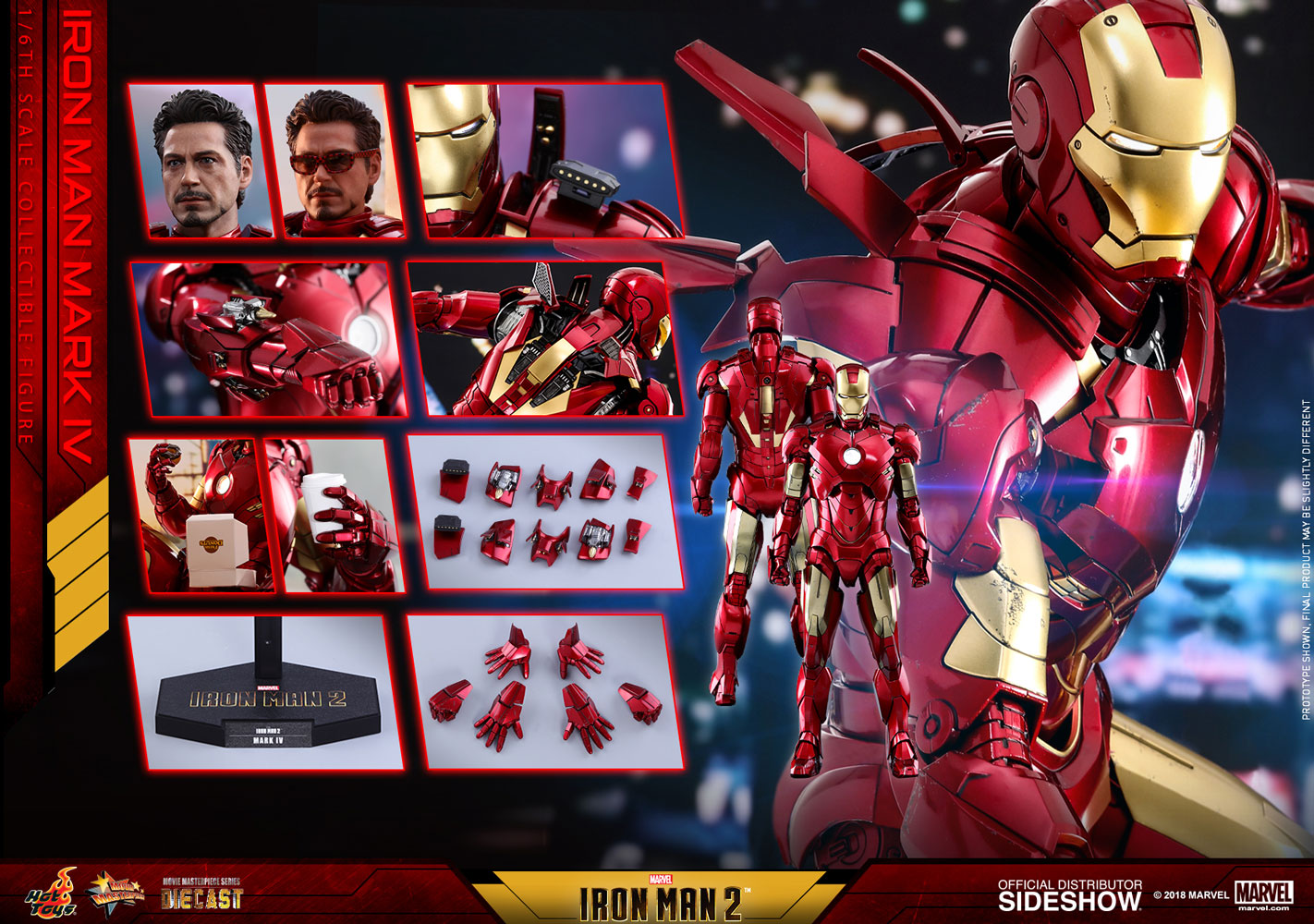 Link a marvel-iron-man-2-iron-man-mark-4-sixth-scale-figure-hot-toys-903340-12