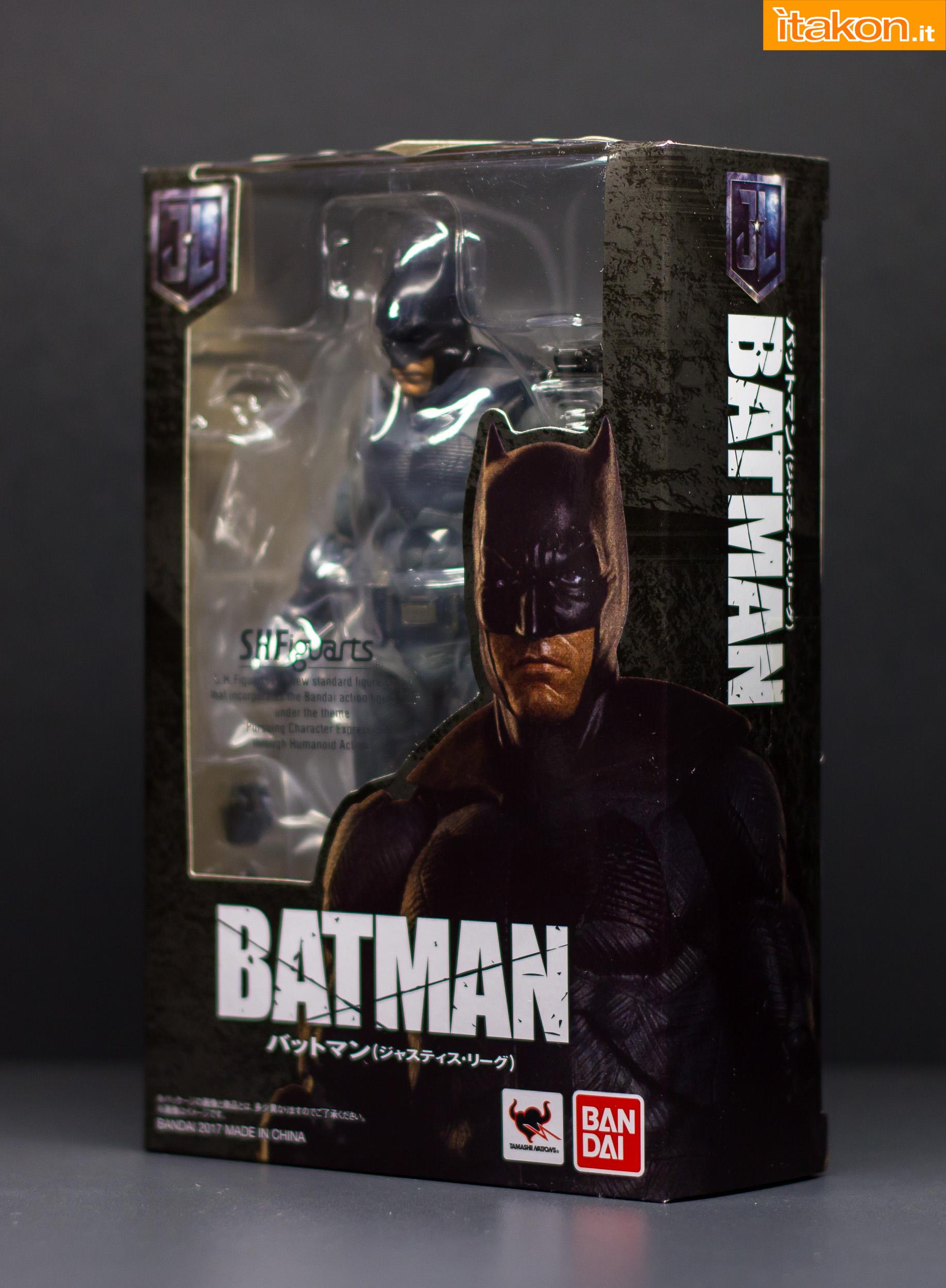 Link a Bandai S.H Figuarts Batman Justice League-2
