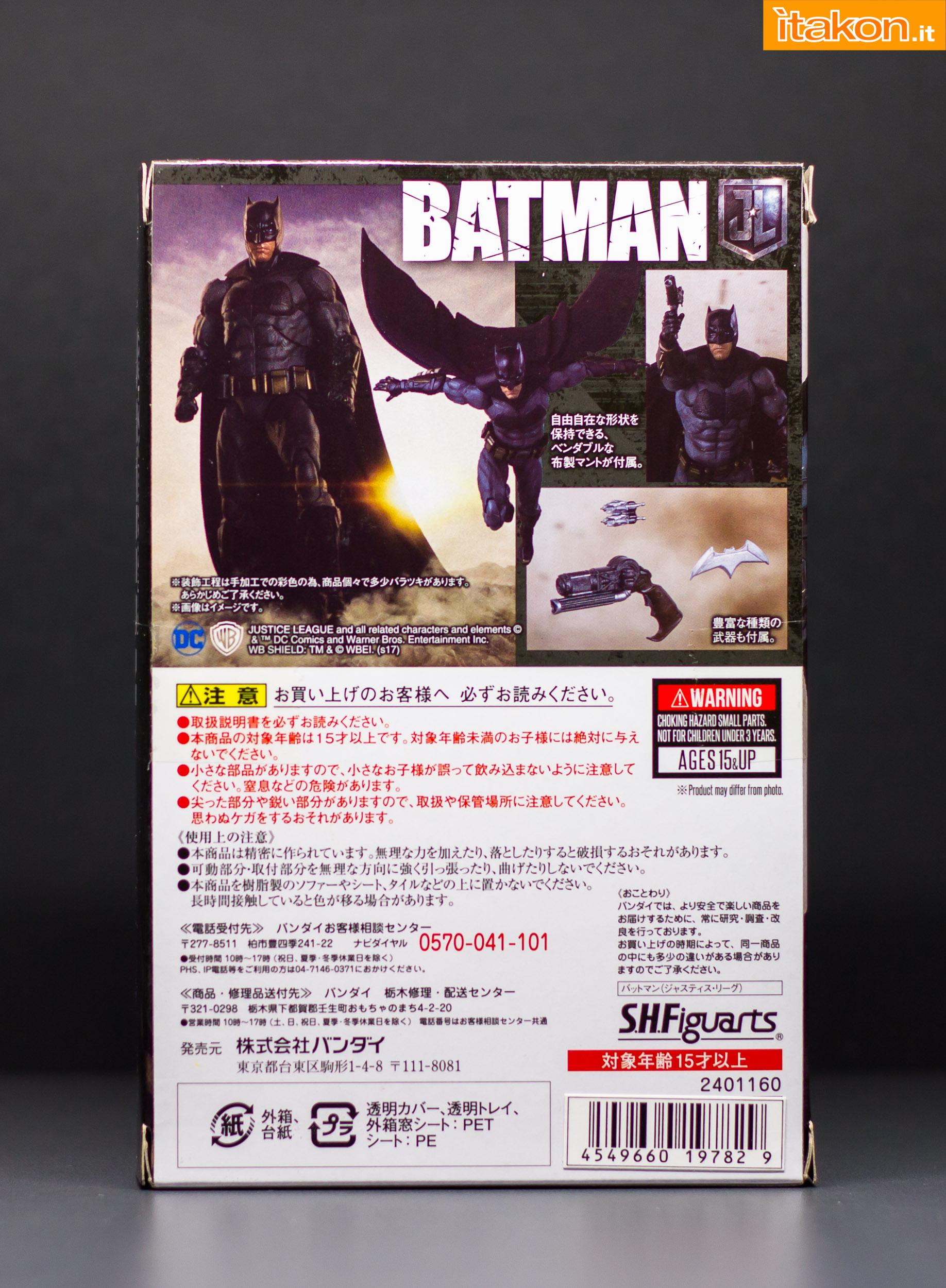 Link a Bandai S.H Figuarts Batman Justice League-5