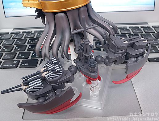 Link a Nendoroid Haruna Kai Ni KanColle GSC preview 02