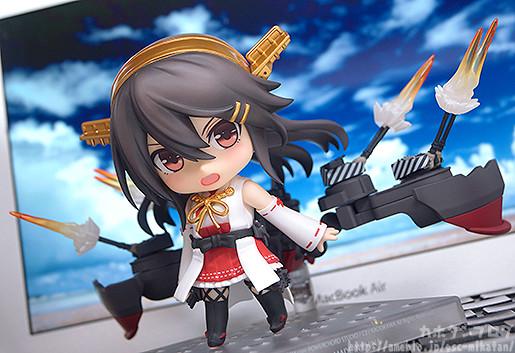 Link a Nendoroid Haruna Kai Ni KanColle GSC preview 06