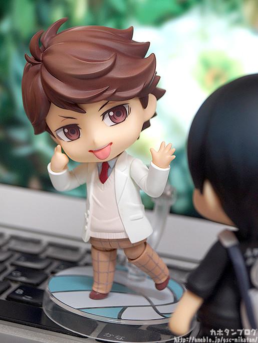 Link a Nendoroid Toru Oikawa Haikyuu GSC OR pics 06