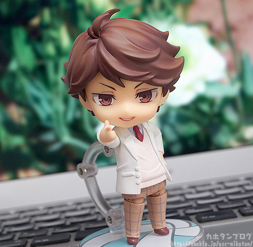 Link a Nendoroid Toru Oikawa Haikyuu GSC OR pics 10