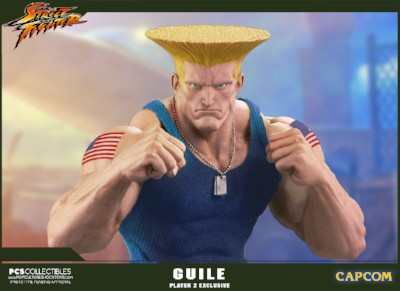 Link a PCS-Street-Fighter-Guile-Player-2-Statue