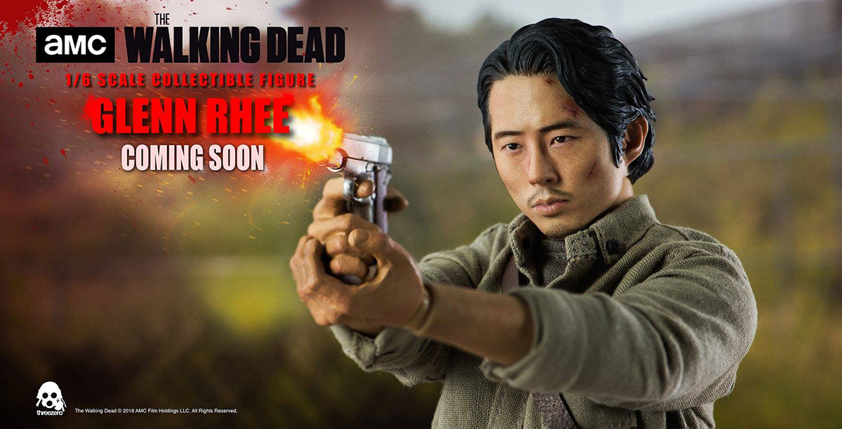 Link a ThreeZero-Walking-Dead-Glenn-Preview