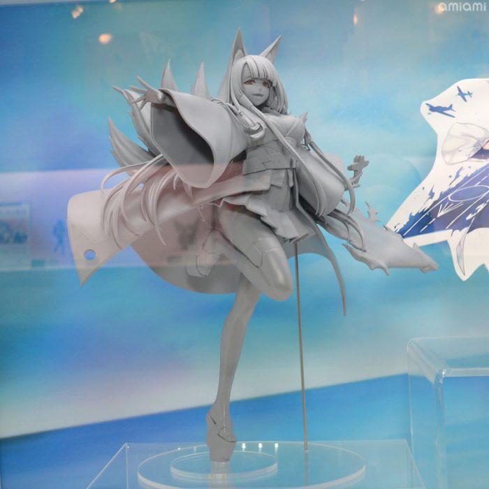 Hakyuu Houshin Manga: Wonder Fest 2018 Winter: Lo Stand Di Kotobukiya