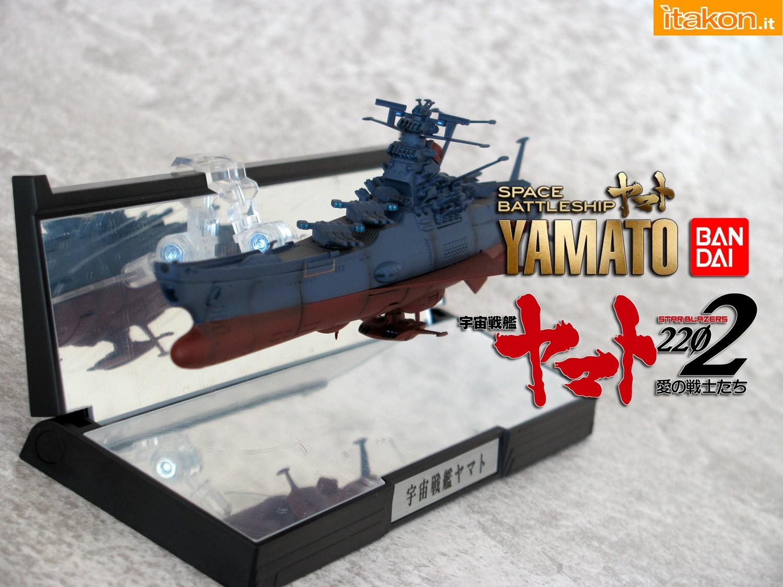 Link a 000 Space Battleship Yamato Bandai recensione