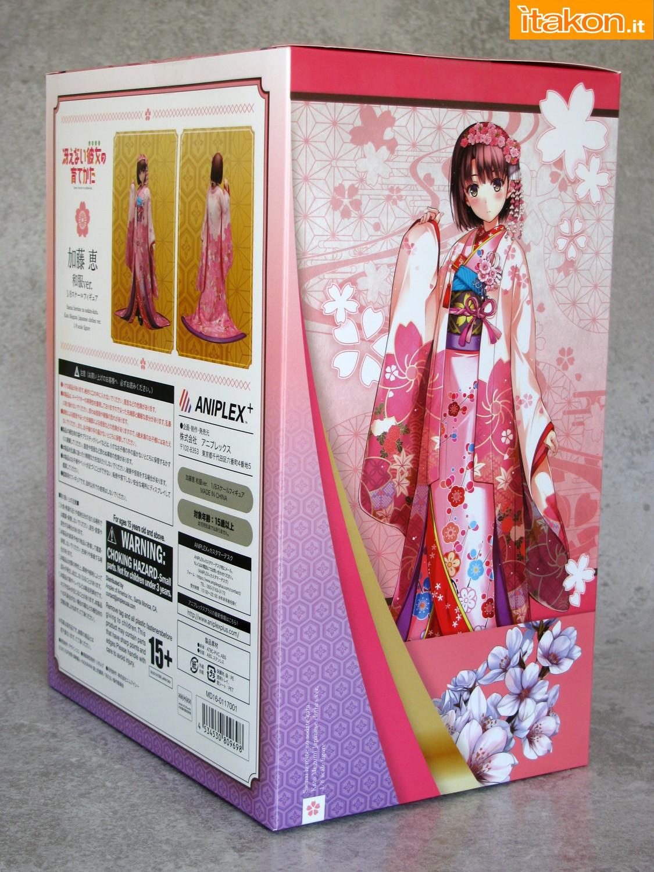Link a 002 Megumi Katou Kimono Saekano Aniplex recensione