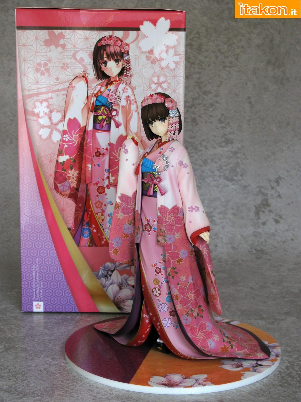 Link a 003 Megumi Katou Kimono Saekano Aniplex recensione