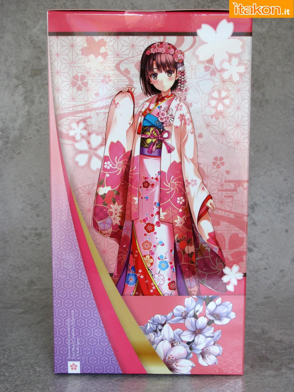 Link a 004 Megumi Katou Kimono Saekano Aniplex recensione