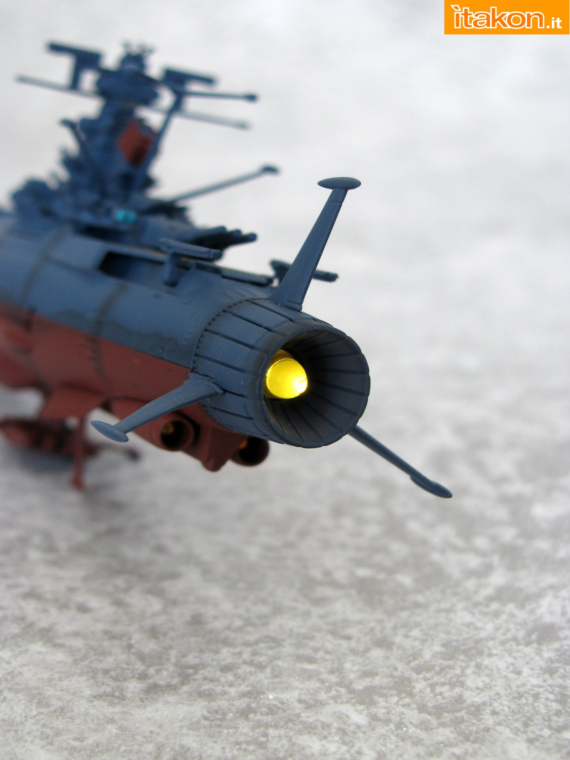 Link a 012 Space Battleship Yamato Bandai recensione
