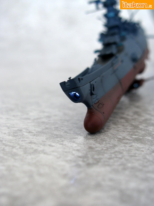 Link a 013 Space Battleship Yamato Bandai recensione