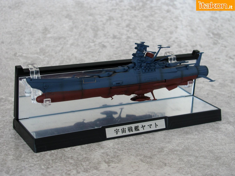 Link a 014 Space Battleship Yamato Bandai recensione