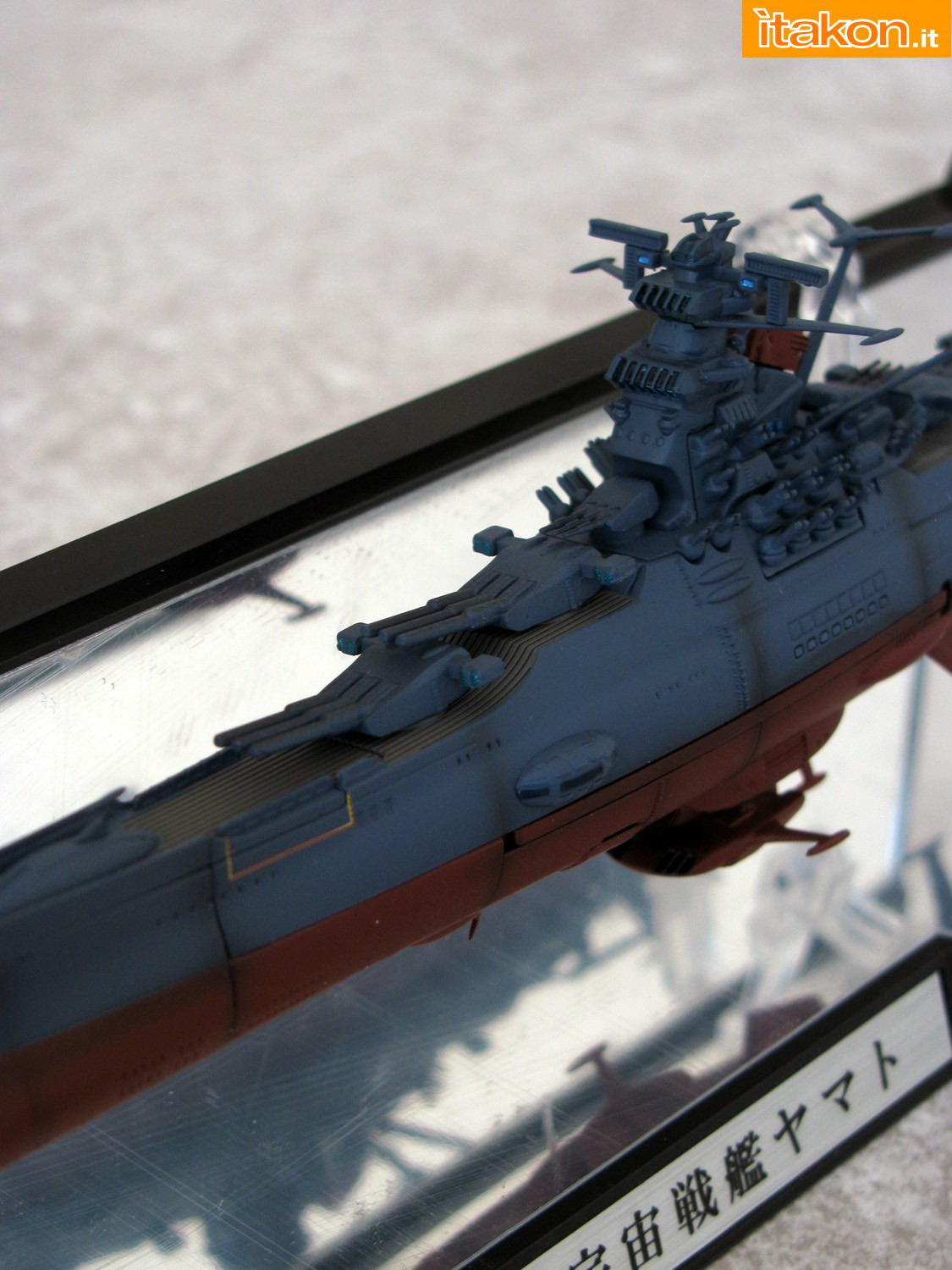 Link a 019 Space Battleship Yamato Bandai recensione