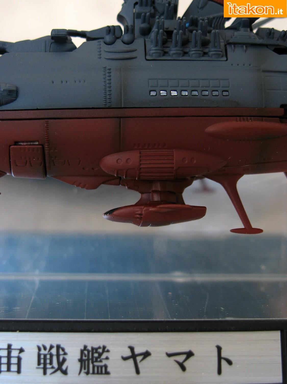 Link a 022 Space Battleship Yamato Bandai recensione