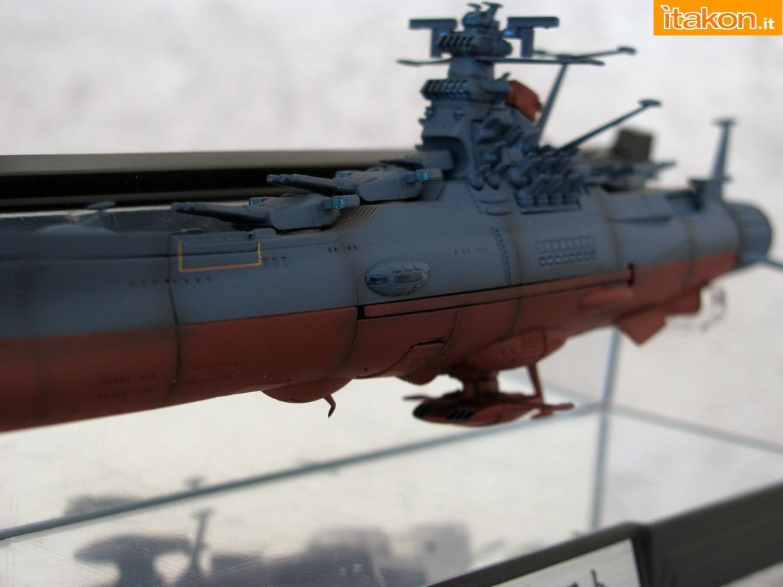 Link a 023 Space Battleship Yamato Bandai recensione