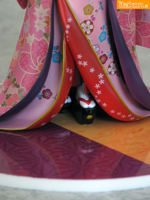 Link a 027 Megumi Katou Kimono Saekano Aniplex recensione