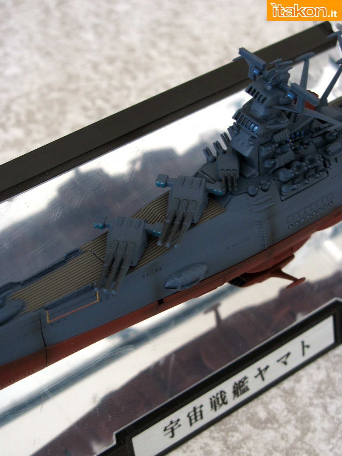 Link a 028 Space Battleship Yamato Bandai recensione