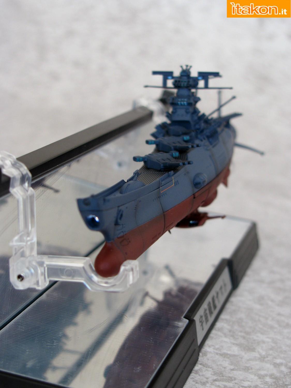 Link a 032 Space Battleship Yamato Bandai recensione