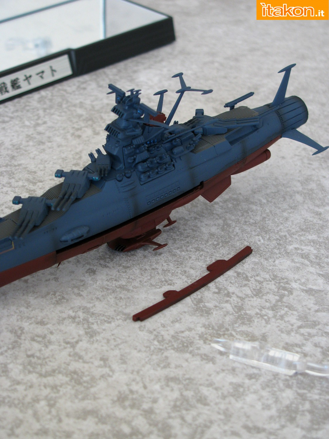 Link a 033 Space Battleship Yamato Bandai recensione