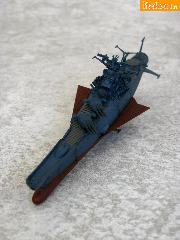 Link a 034 Space Battleship Yamato Bandai recensione