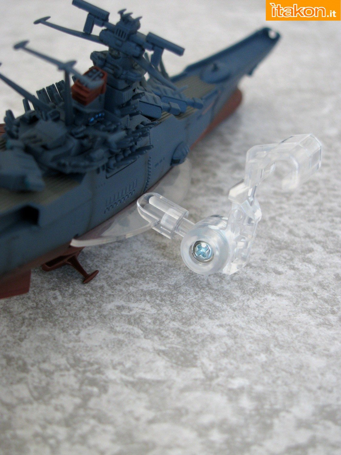 Link a 036 Space Battleship Yamato Bandai recensione