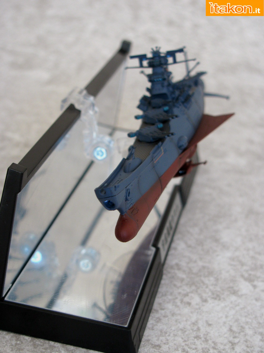 Link a 037 Space Battleship Yamato Bandai recensione
