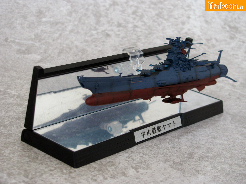 Link a 040 Space Battleship Yamato Bandai recensione