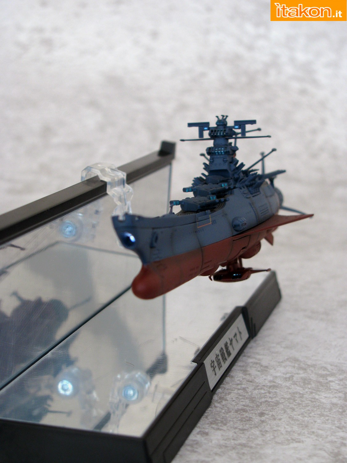 Link a 042 Space Battleship Yamato Bandai recensione