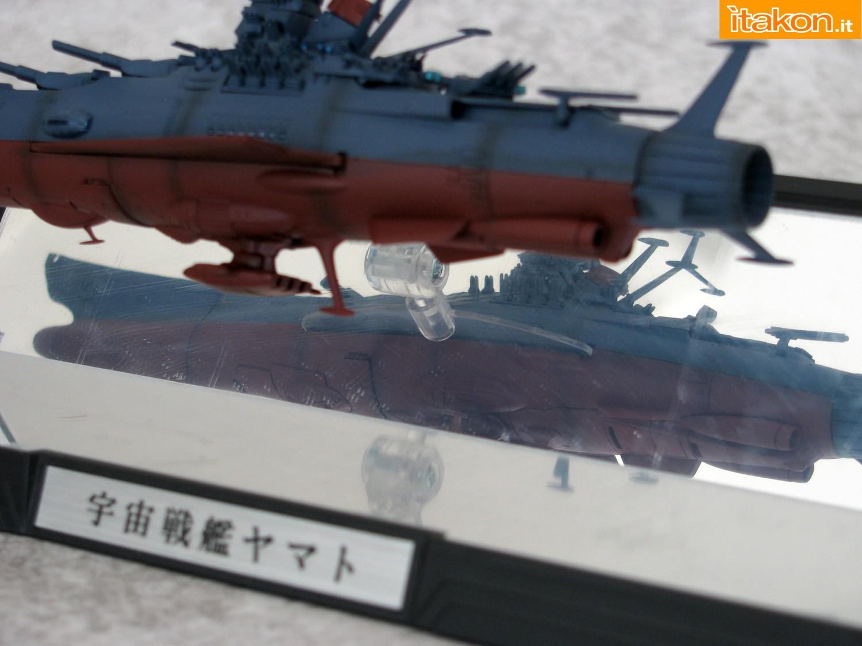 Link a 045 Space Battleship Yamato Bandai recensione