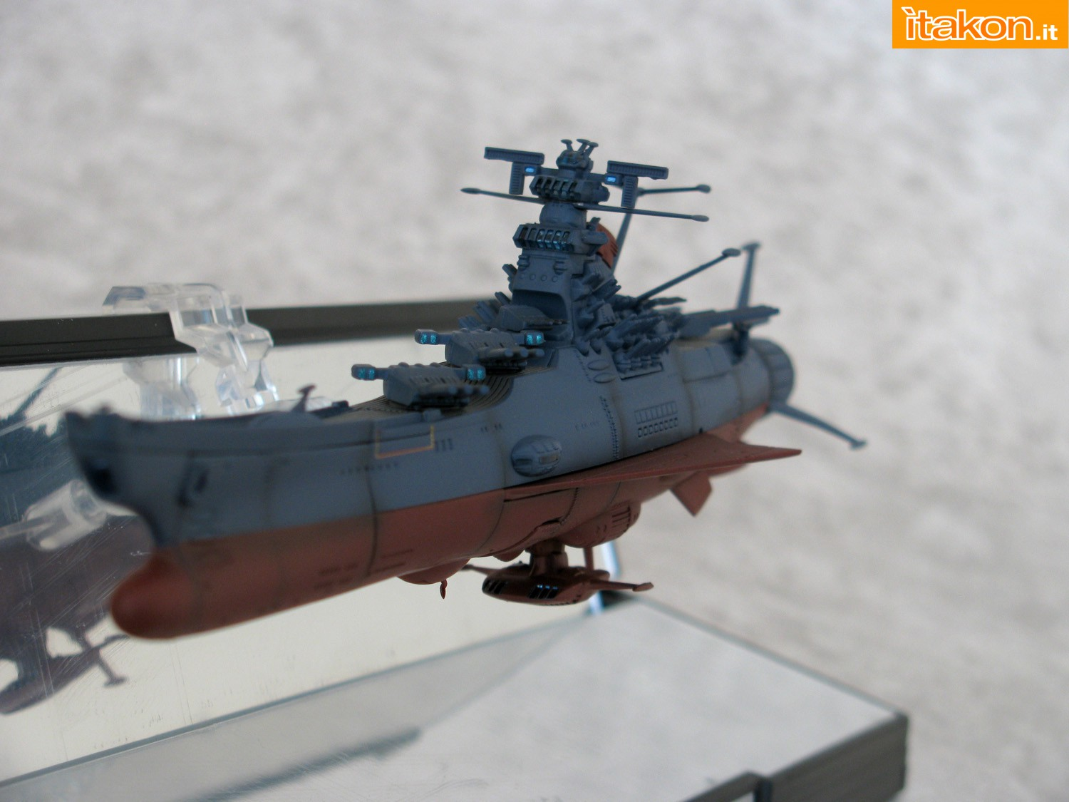 Link a 048 Space Battleship Yamato Bandai recensione